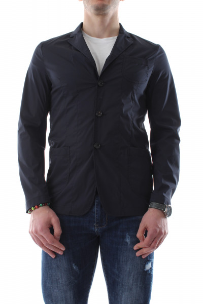 Men's lined jersey jacket P21-14