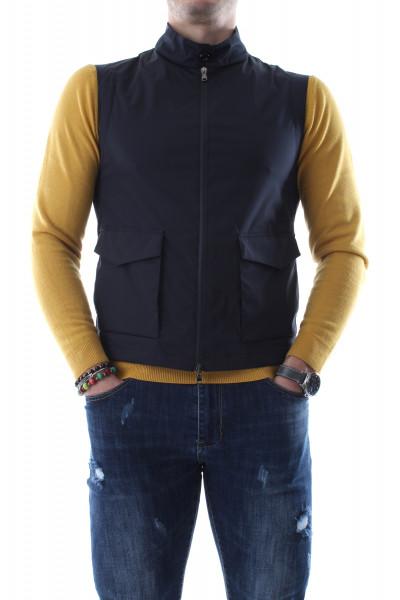 Men's unlined gray jacket P21-02