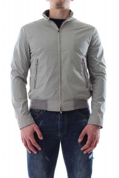 Men's reversible blue/gray jacket P21-09