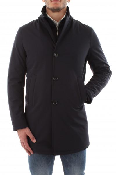 Men's hooded raincoat T20-00
